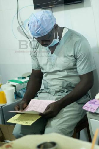 Benjamin Olowojebutu foundation in Benue State. Day 3
